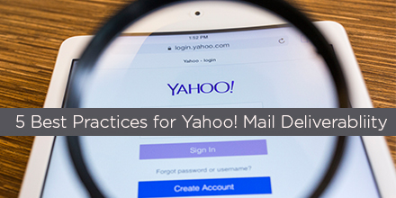 Yahoo Mail Best Practices