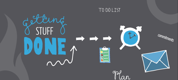 Productivity Tips - Getting Stuff Done