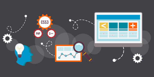 technical operations stack: C++, CSS3, PHP