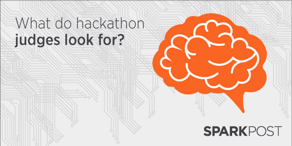 what do hackathon judges look for