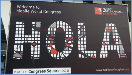 Mobile World Congress - HOLA