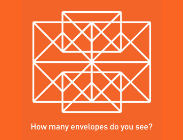 How Many Envelopes Do You See?