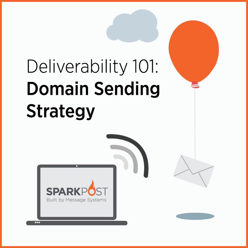 Deliverability 101: Domain Sending Strategy