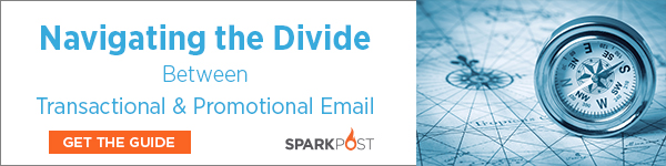 Navigating the Divide Between Transactional and Promotional Email