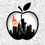 Sparky Takes New York at Space Apps Challenge