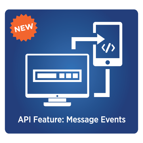 New API Feature: Message Events