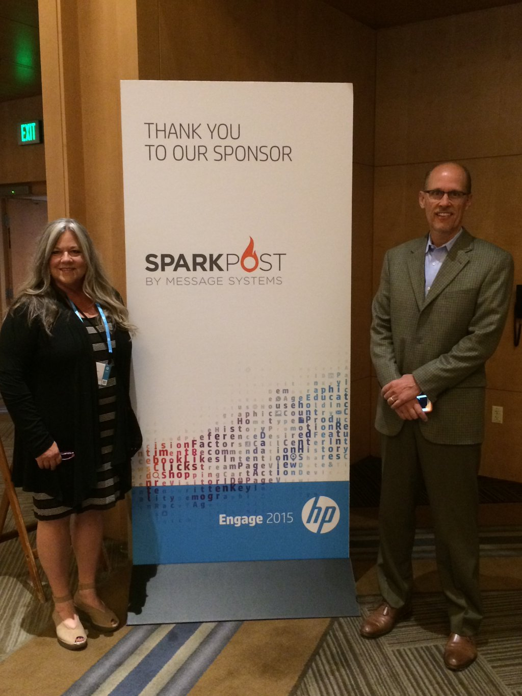 SparkPost + HP Exstream: Delivering Critical Transactional Communications