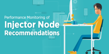 performance monitoring injector node