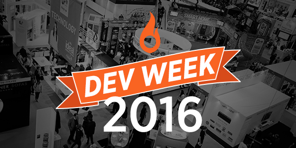 Developer Week 2016 Recap