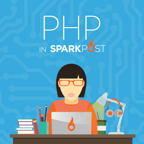 PHP in SparkPost