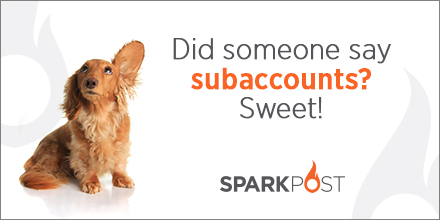 Subaccounts Now Available
