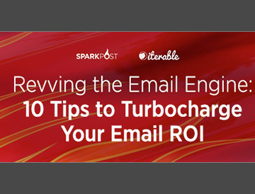10 Tips to Turbocharge Your Email ROI