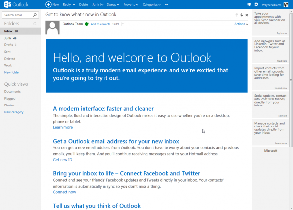 Microsoft Hotmail Outlook Deliverability Inbox