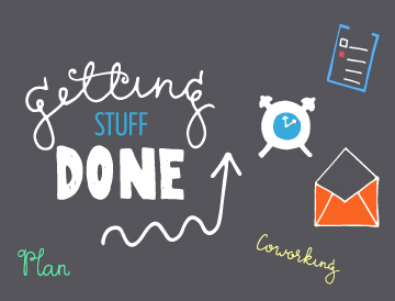 Productivity Tips: 7 Ways to #GetStuffDone