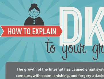 How to Explain DKIM to Your Grandmother [Infographic]