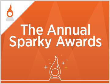 Announcing the 2017 Sparky Awards