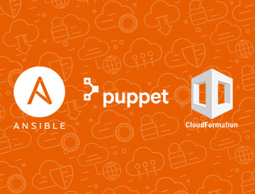Configuration Management and Provisioning in AWS with CloudFormation, Ansible, and Puppet