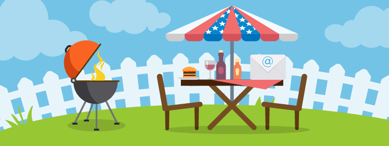 bbq labor day email marketing techniques