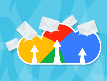 Sending Email from Google Cloud Functions
