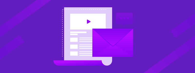 interactive email amp email