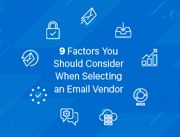 The Buyer's Guide To Email Delivery Platforms [Infographic]