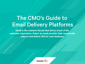 The CMO's Guide To Email Delivery Platforms