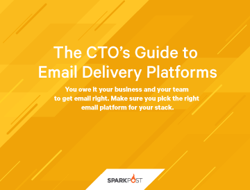 The CTO's Guide To Email Delivery Platforms