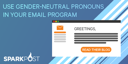 Email Program More Gender-Inclusive