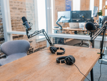 Our Favorite Marketing Podcasts
