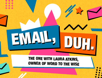 Email, duh. #02