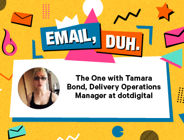 Email, duh. #03