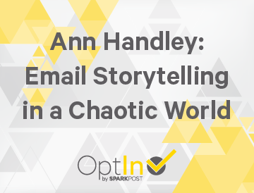 Ann Handley OptIn Keynote
