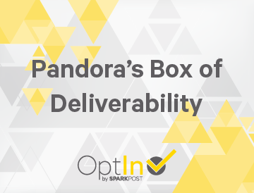 Pandora's Box of Deliverability