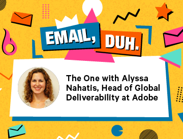 Email, duh. #05