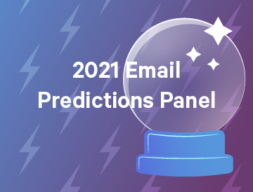 2021 Email Predictions Panel